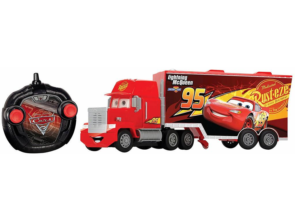 Rádio Controlo Cars Camião Mack 1:24 Dickie Toys 203089025038