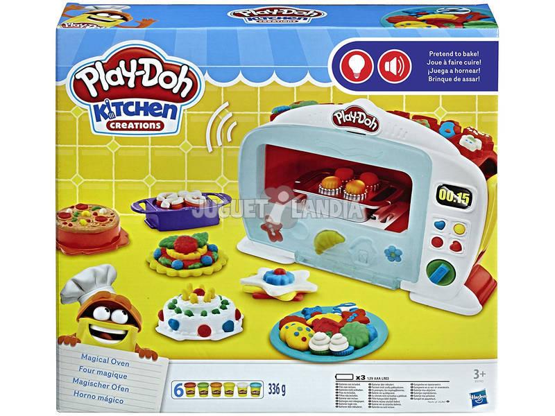 Artesanato Play-Doh Forno Mágico HASBRO B9740