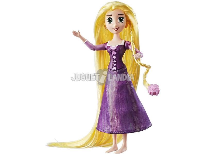 Boneca Rapunzel Básica 19 cm HASBRO C1747