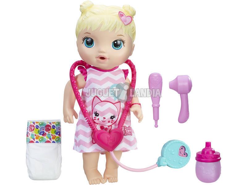fa99d17c13 Muñeca Baby Alive Cuídame Mucho Hasbro C2691EU45 - Juguetilandia