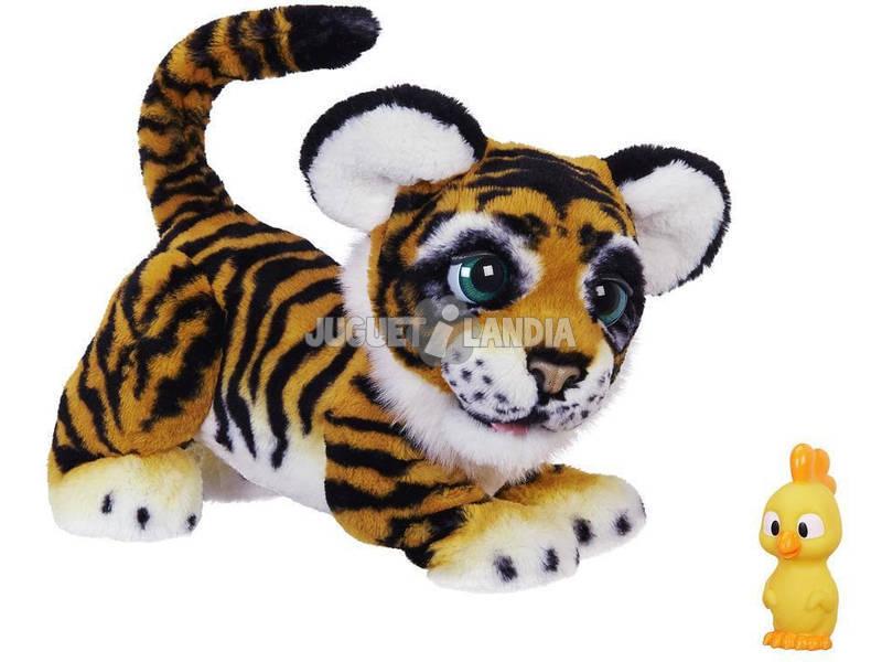 FRR Tyler Tiger Con Sonidos y Movimientos 31x32x16 cm HASBRO B9071