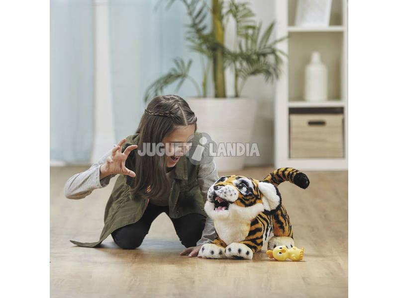 Tyler Hasbro Tiger Movimientos Frr Sonidos B9071 Cm 31x32x16 Y Con hrQBsxtCd
