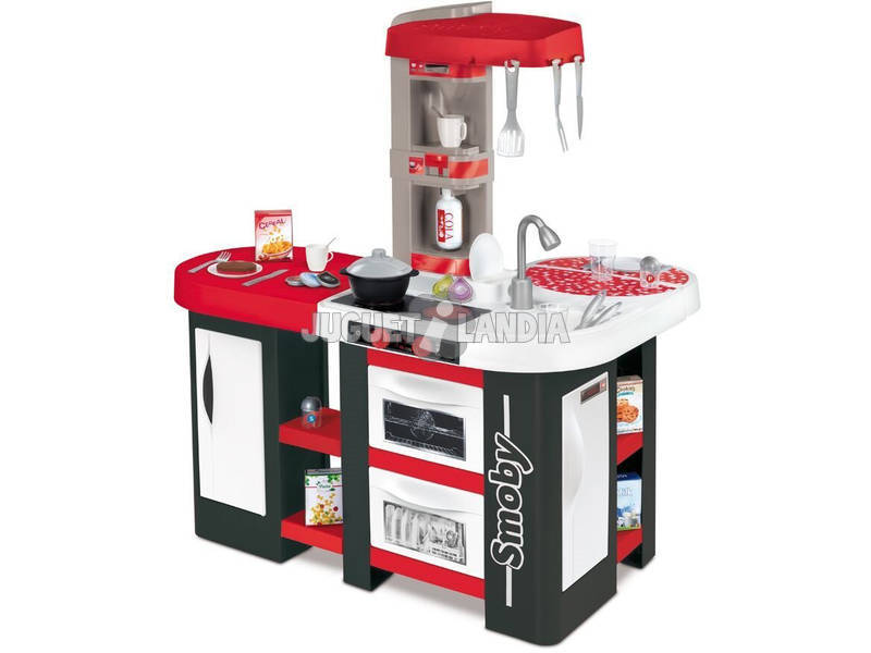 Acheter cuisine studio xl 2017 smoby 311028 juguetilandia for Cuisine xl smoby