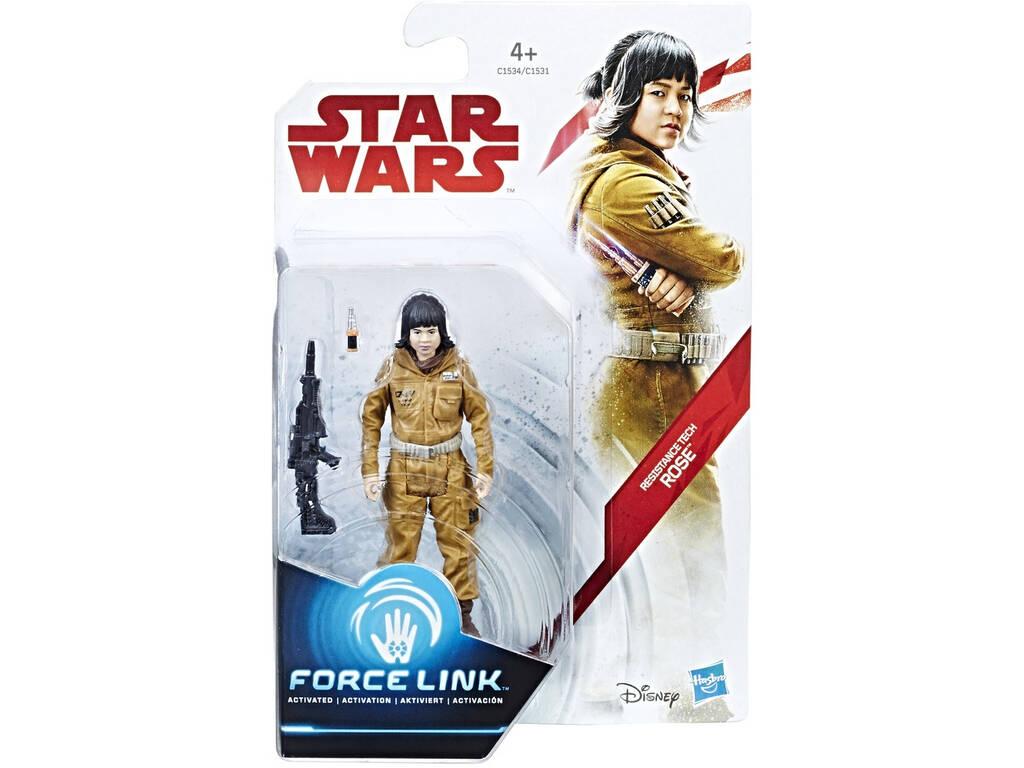 Figuras Star Wars E8 Figura 9 cm. Colecção 2 Hasbro C1531EU4