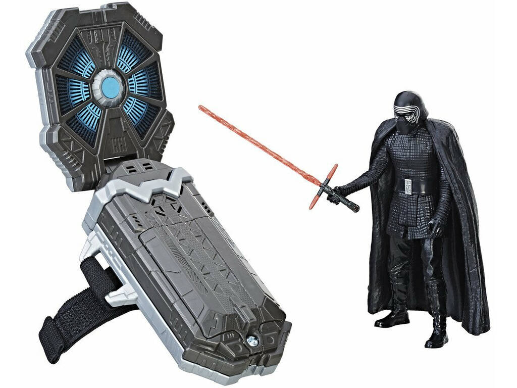 Star Wars E8 Force Link Kit De Inicio Hasbro C1364105