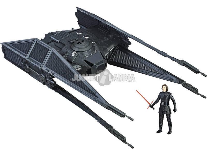 Star Wars E8 Kilo Ren Tie Silencer Hasbro C1252