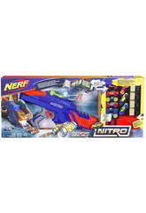 Nerf Nitro Motorradfury Mit Zubehör 31x52x7 cm HASBRO C0787