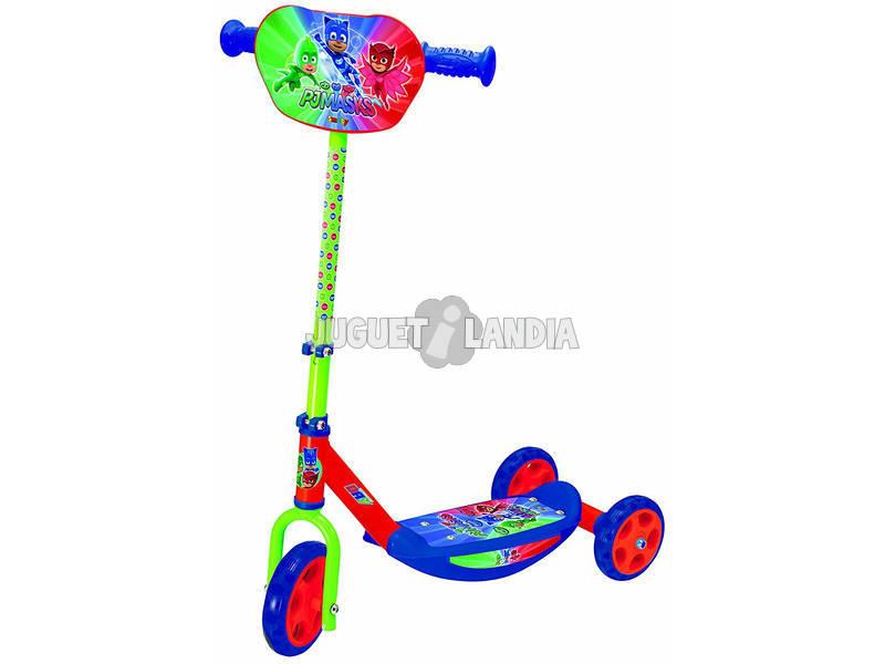 Scooter 3 Rodas PJ Máscara Smoby 750165