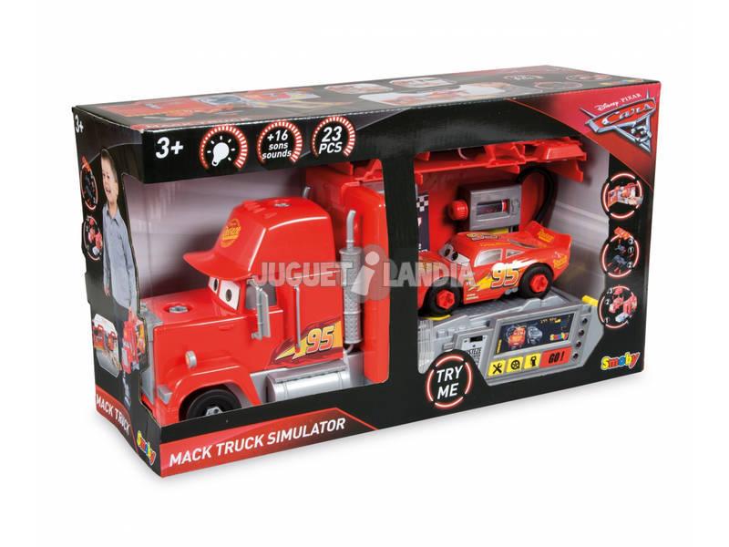 Mack Truck Simulador Cars 3 Smoby 360146