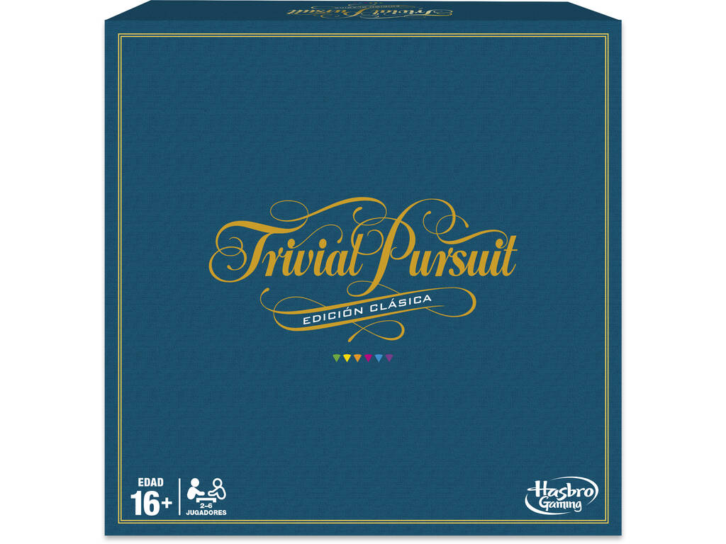 Edição Clássica Trivial Hasbro C1940