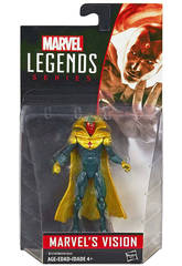 Figurine Marvel Legends Basiques 9 cm Hasbro B6356