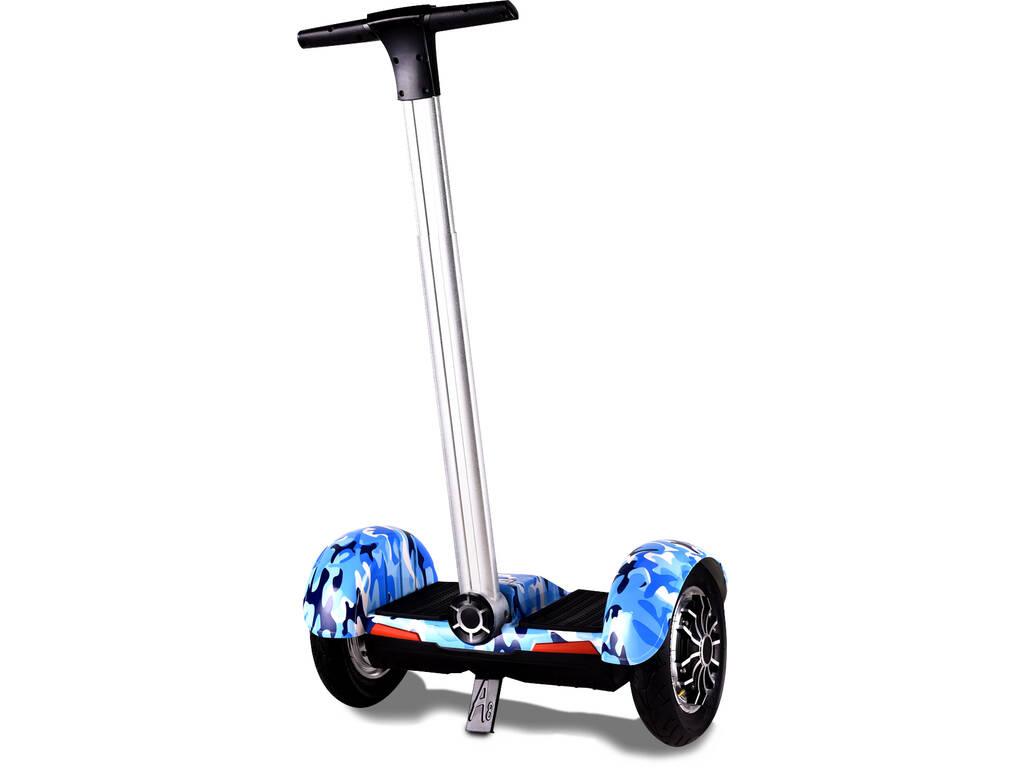 Trottinette Monocycle Balance Scooter avec Guidon