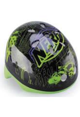 Casco di protezione Verde e nero Nerf 56-58 cm