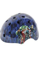 Casque Avengers Bleu 53-59 Cm