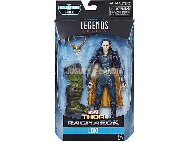 Figuras 15 cm Sortidas Marvel Legends Thor HASBRO C0569