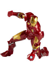 imagen Figura Marvel Legends Iron Man 30cm Hasbro B7434