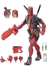 Figura Deadpool Marvel Legends 30cm Hasbro C1474