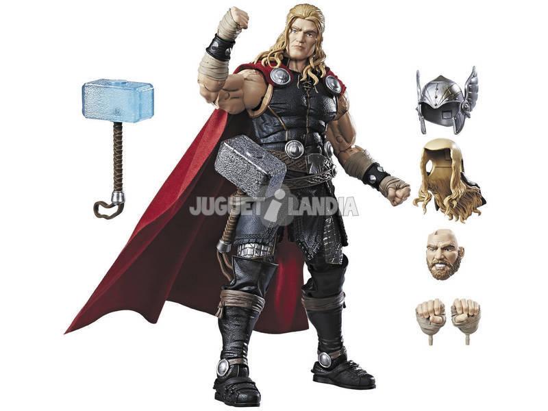 Figura Marvel Legends Thor 30cm Hasbro C1879