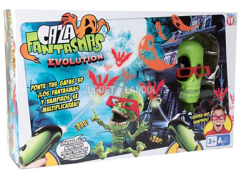 Caça-fantasmas Evolution IMC Toys 96318