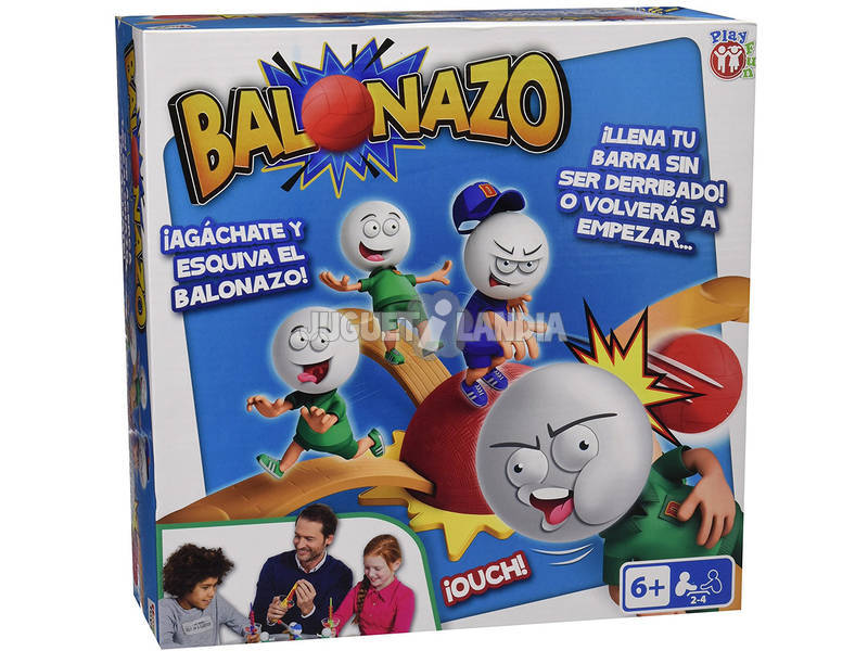 Jeu Coup de Ballon IMC TOYS 96103