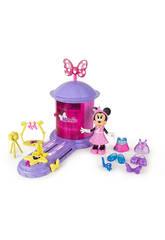 Minnie Gira Estilos Mágico IMC Toys 182622