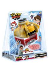 Lanzador De Discos Yo-Kai Watch IMC TOYS 396500