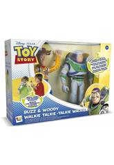 Toy Story Walkie Talkie Buzz und Woody IMC Toys 140400