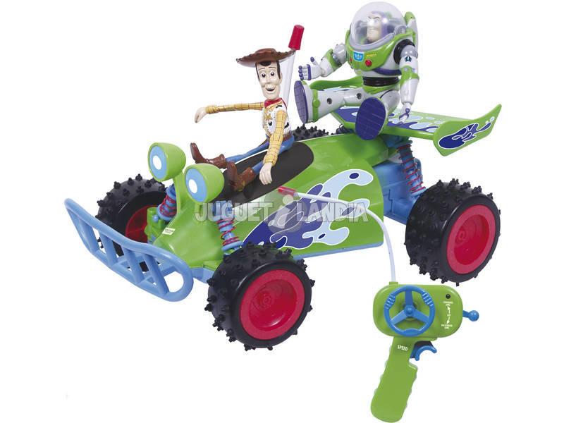 Radio Control Coche Toy Story IMC 140066