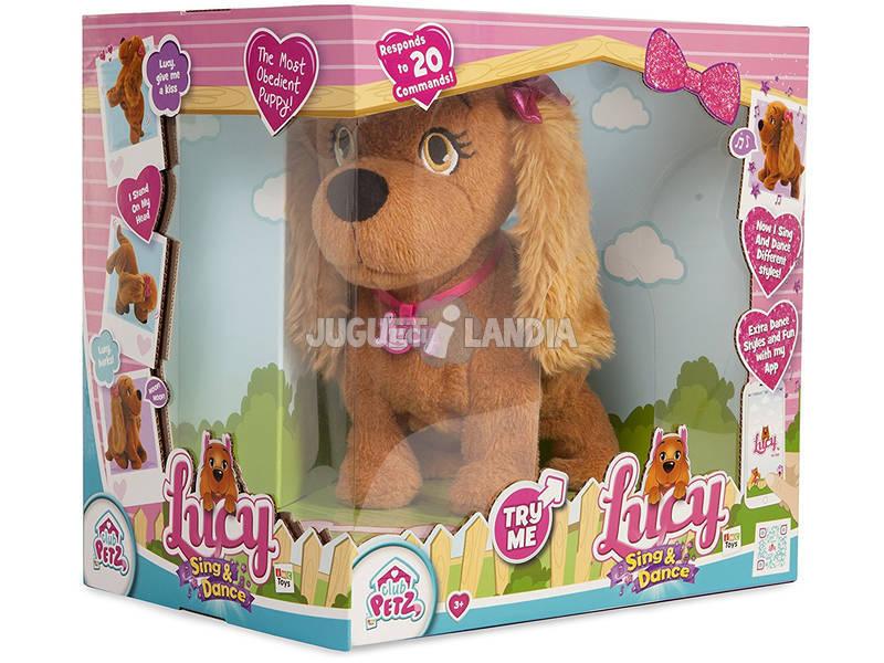 Lucy Canta e Dança IMC Toys 95854