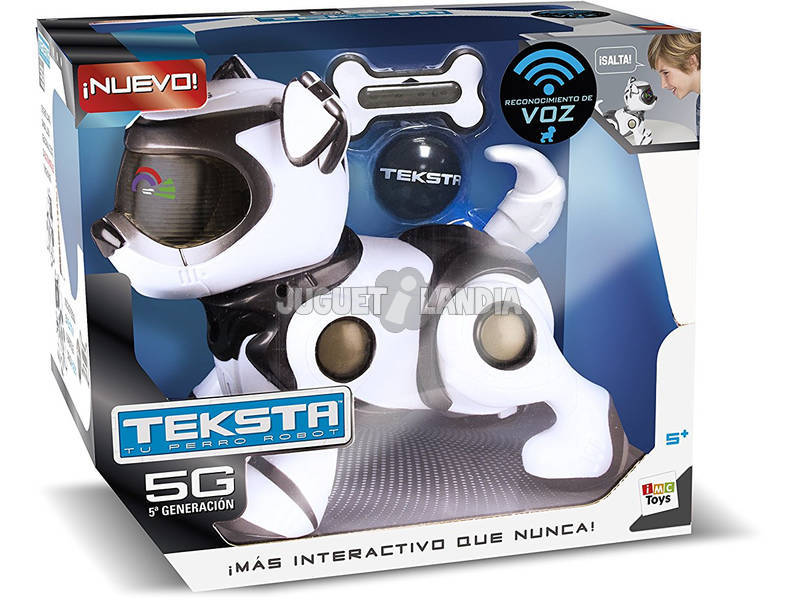 Teksta Tu Perro Robot 5G IMC Toys 96240