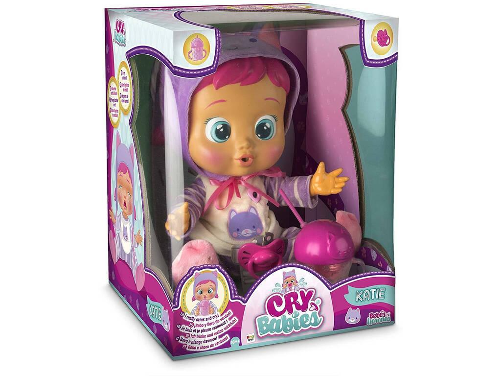 Katie Bebés Chorões Imc Toys 95939