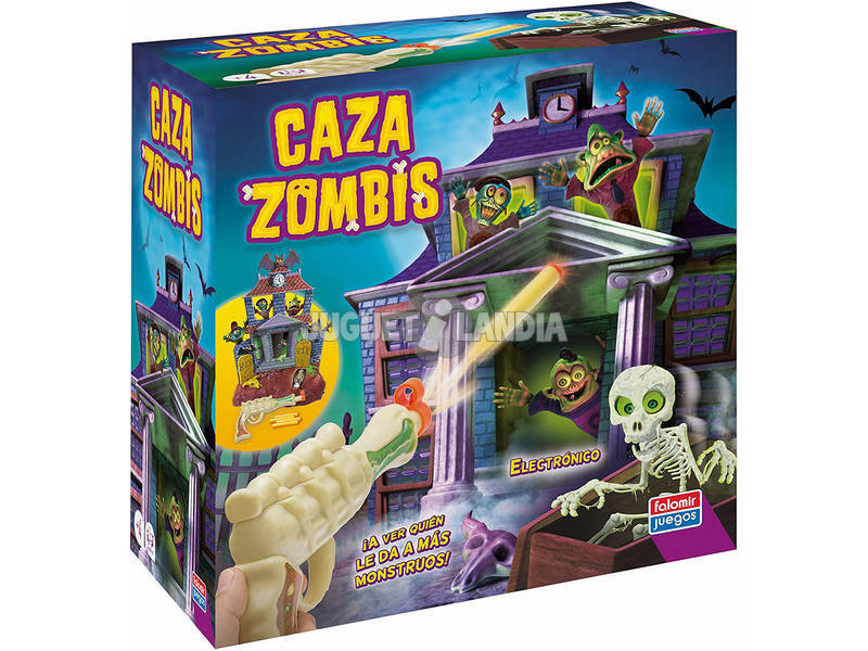 Caza Zombies Falomir 27270