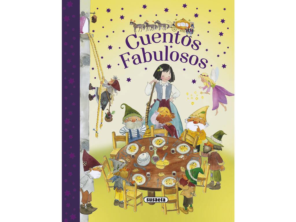 Libro cuentos fabulosos susaeta ediciones s0183002 for Editorial susaeta