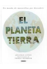 Livre La Planète Terre Susaeta Editions S2052999