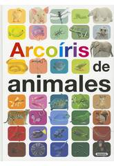 Livre Arc en Ciel d'Animaux Susaeta Editions S2053999