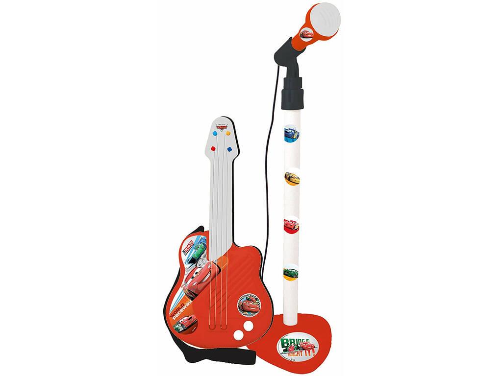 Microfone e Guitarra Cars Claudio Reig 5309