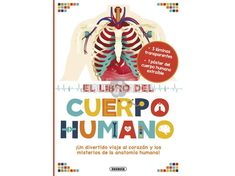 El Libro Del Cuerpo Humano(O Livro do Corpo Humano) Susaeta Ediciones S3323999