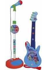 Micro y Guitarra PJ Mask Claudio Reig 2860