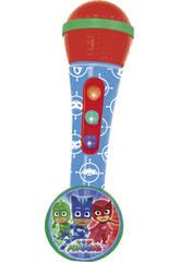 Handmikrofon mit Verstärker und Rhythmen PJ Maske Claudio Reig 2869