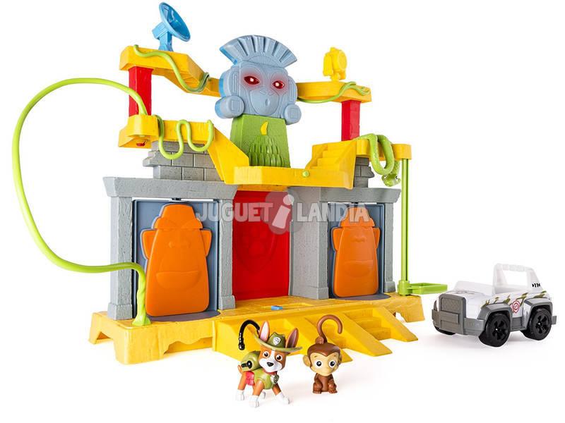Patrulla Canina Templo del Mono Jungla Bizak 6192 6685