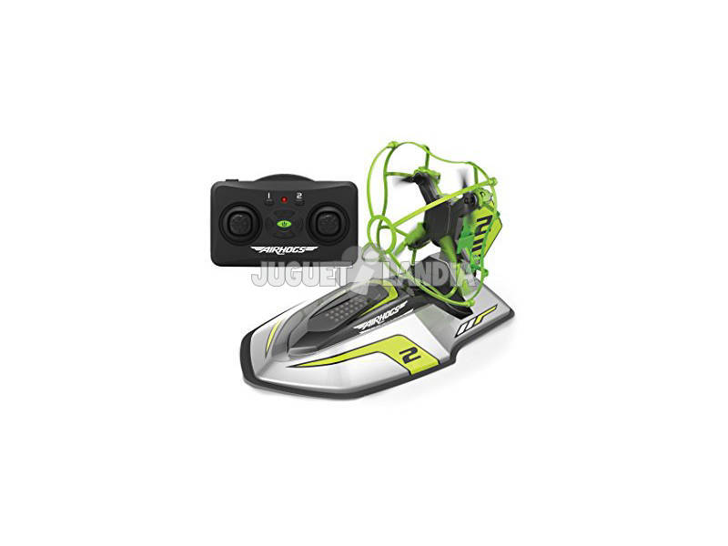 Rádio Controlo Air Hogs Hyper Drift Drone Bizak 6192 4629