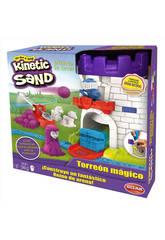 Kinetic Sand Torreon Mágico Bizak 6192 1425