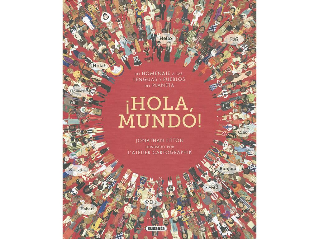 Livro ¡Hola, Mundo! (Olá, mundo!)Susaeta Ediciones S5033999