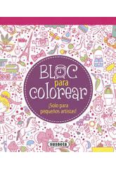 Bloc Para Colorear ... (2 Libros) Susaeta Ediciones