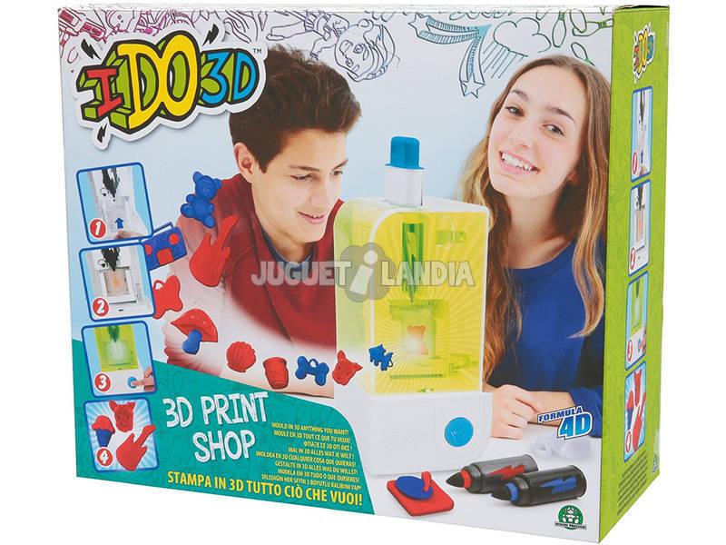 Ido 3D Print Shop Giochi Preziosi D3D11000