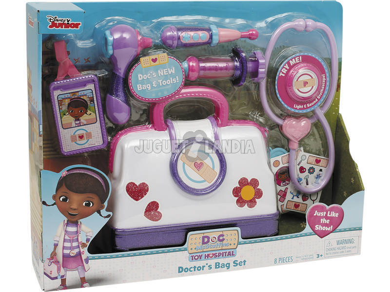 Doctor Toys Hospital Toy Maleta para médico