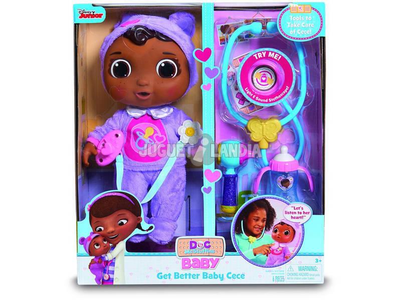 Doutora Brinquedos Baby Cece
