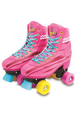Soy Luna Light Up Patines Roller Training (Talla 32/33)