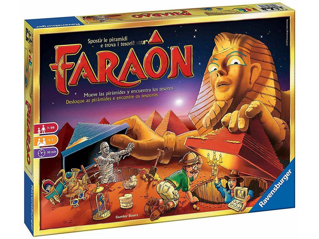 Jogo de Tabuleiro Pharaon Ravensburger 26718