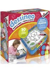 Dessineo Pas à Pas DISET 60186